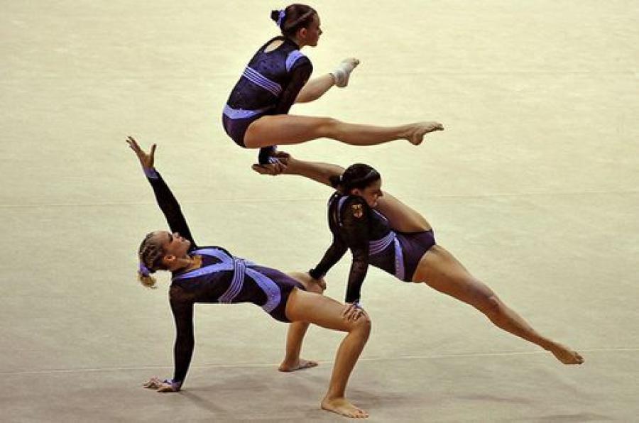 Всероссийские соревнования по спортивной акробатике пройдут в Твери