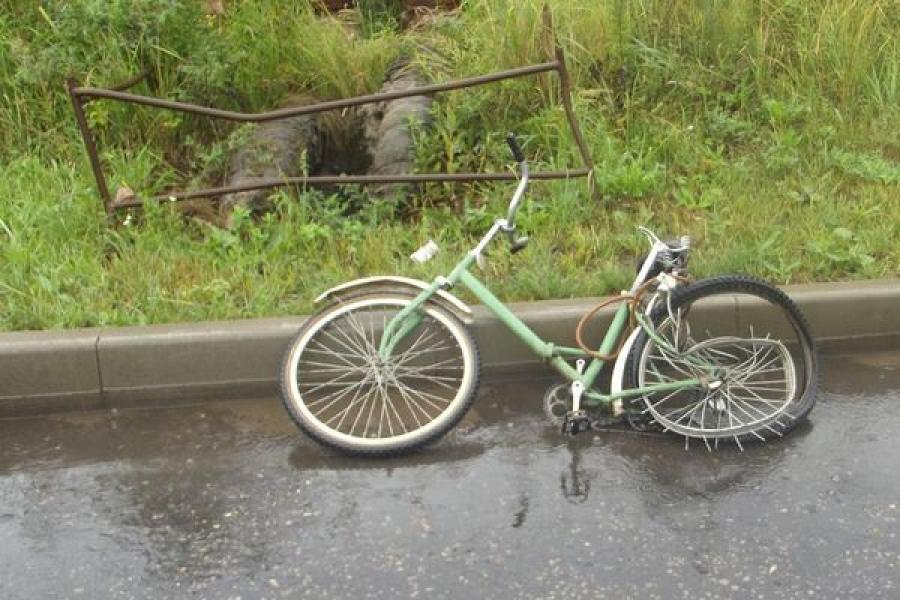 В Конаково в ДТП погиб велосипедист