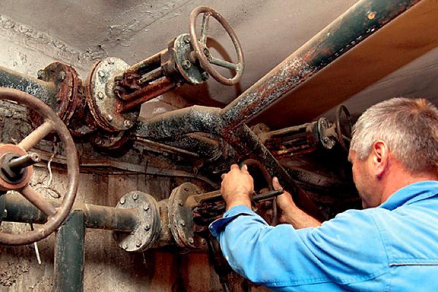 Теплоснабжающие организации Твери ведут ремонтные работы на 12 объектах