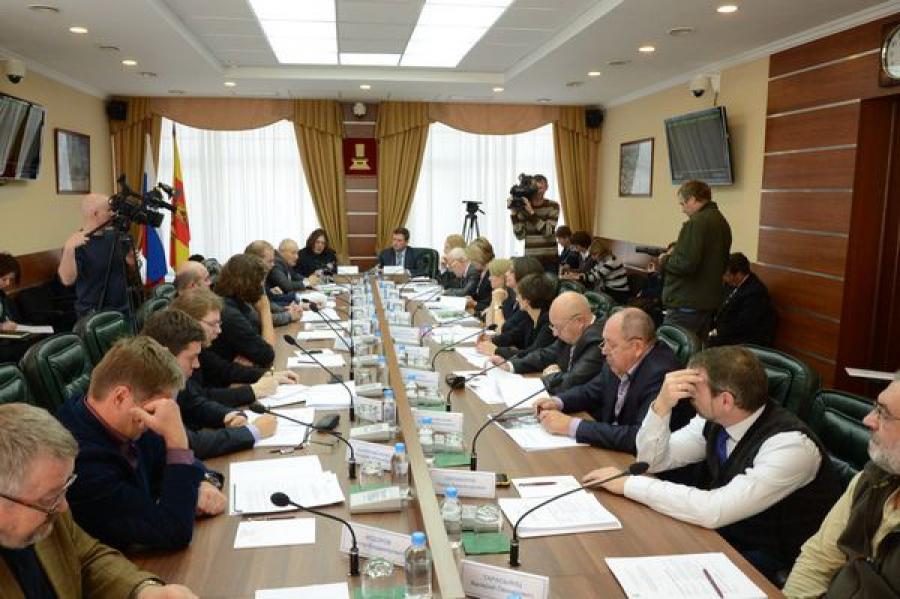 В Твери обсудили возможности улучшения городской среды