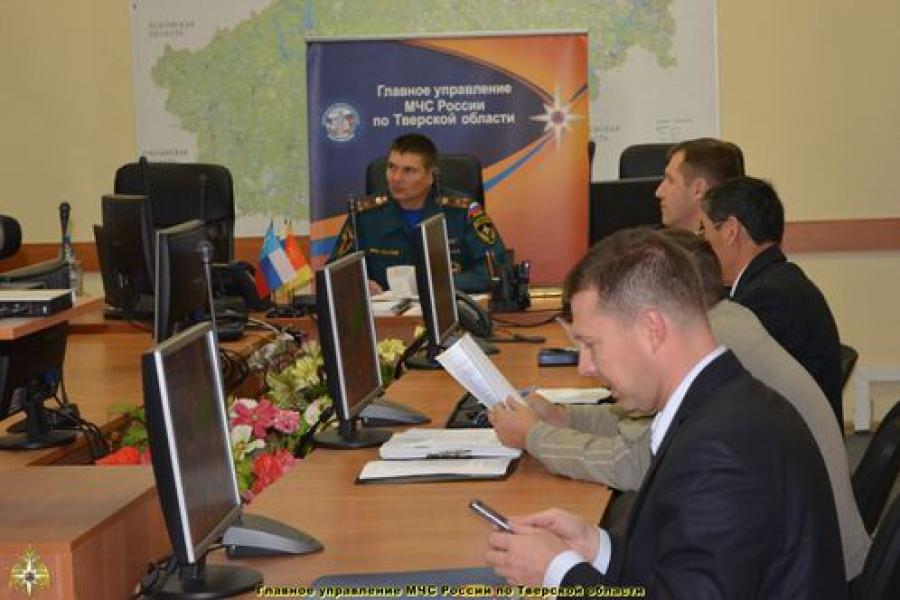 4 октября состоится Всероссийская тренировка по гражданской обороне