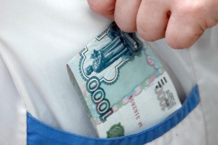 Врача Кесовогорской ЦРБ оштрафовали за взятку, полученную за «липовый» больничный