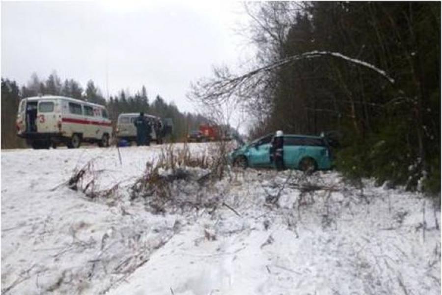 Человек пострадал в ДТП в Селижаровском районе