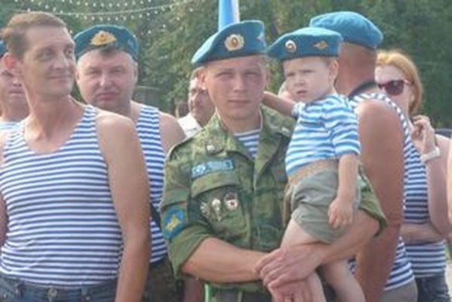 День ВДВ в Твери отметили митингом у Обелиска Победы