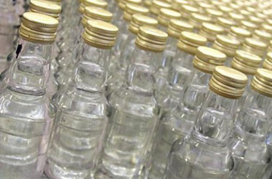 В Редкино нашли подпольную линию по производству алкоголя