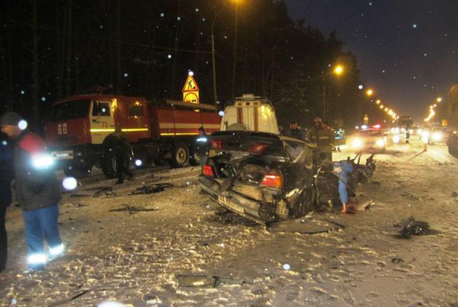Стала известна причина ДТП на трассе М-10, унесшего жизни пяти человек
