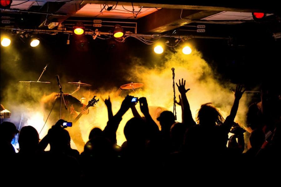 Молодые рок-музыканты заявят о себе в Твери
