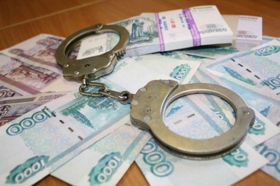 Пристав-мошенница присвоила около миллиона рублей