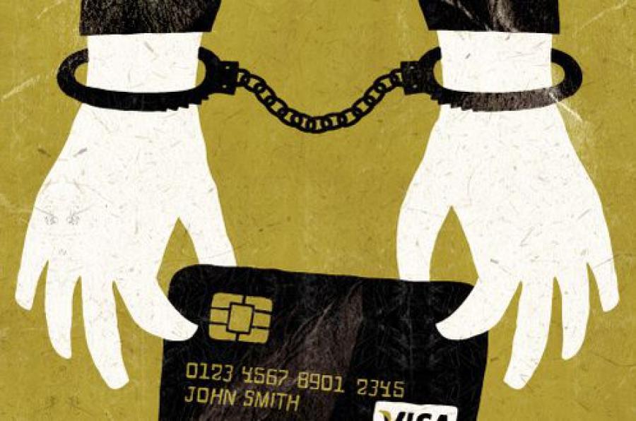 Житель Твери осужден за кражу денег с банковской карты