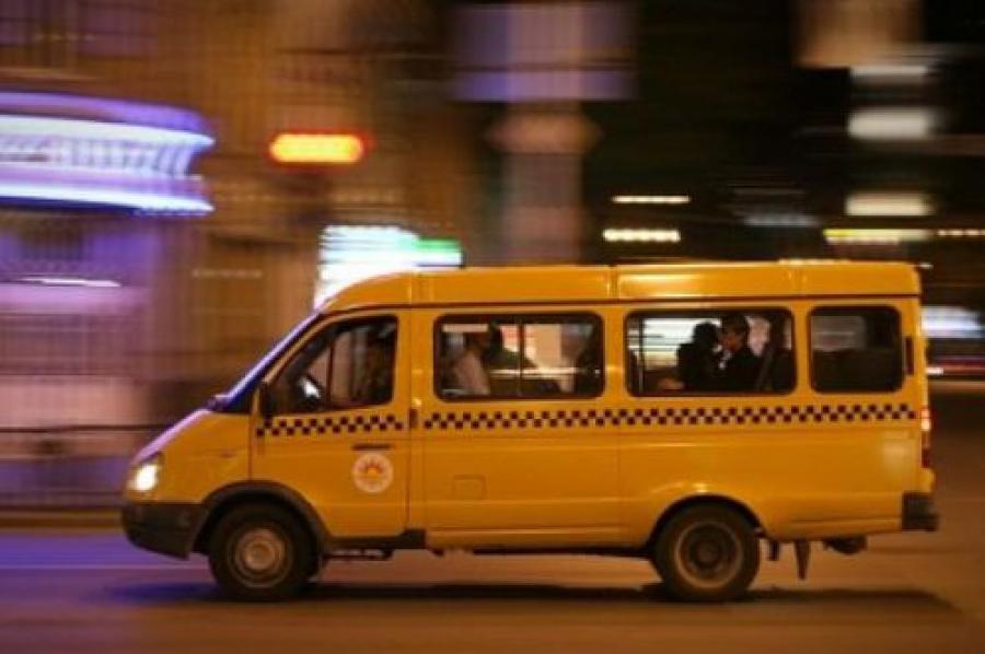 В новогоднюю ночь в Твери можно будет прокатиться на маршрутке