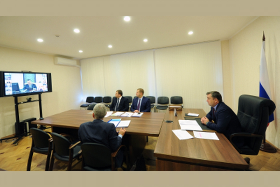 Губернатор Тверской области предложил пути укрепления дисциплины при расчетах за газ