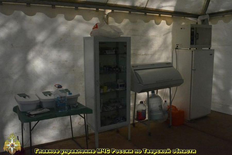Отравление на «Селигере»: кухня работает, в лагере проводятся противоэпидемические мероприятия
