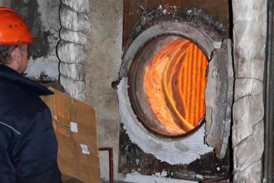 Более 4,5 кг наркотиков сотрудники УФСКН отправили в печь