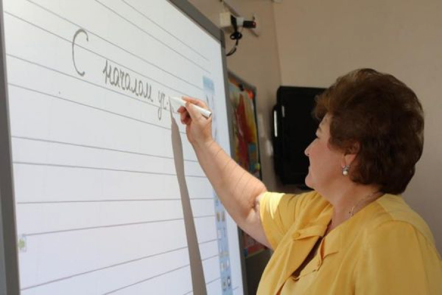 Школы Тверской области готовятся к началу учебного года