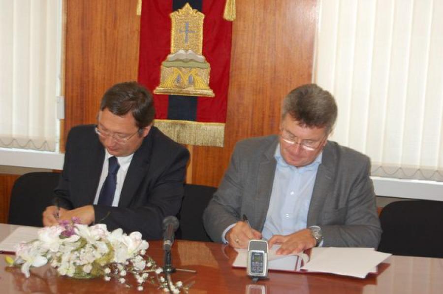 Между региональным Минприроды и ТвГУ подписано соглашение о сотрудничестве