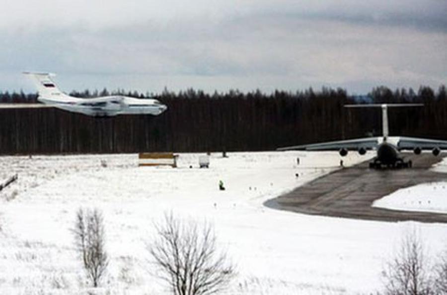 Аэродром в Мигалово модернизируют