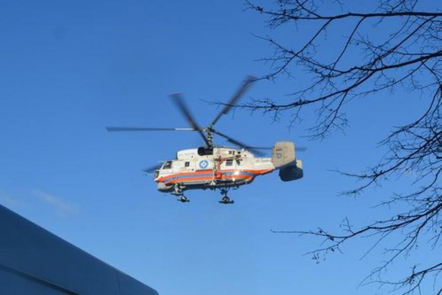 «Вертолеты России» планируют участвовать в развитии торжокского Центра боевого применения