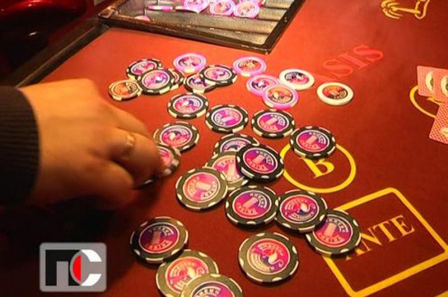 В центре Твери полицейскими пресечена деятельность подпольного казино