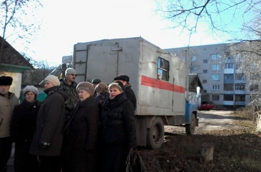 ОНФ вмешался в ситуацию с теплоснабжением в ржевском микрорайоне «Элтра»