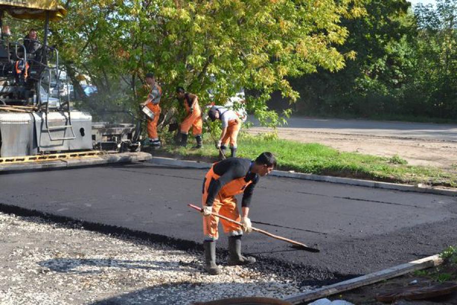 Администрация Твери подводит итоги кампании по ремонту городских улиц