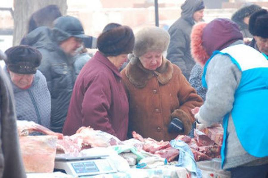 В новогодние праздники в Твери пройдут ярмарки продовольствия