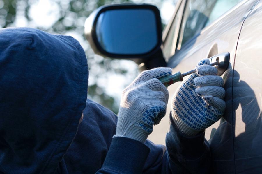 Тверские полицейские поймали автоугонщиков
