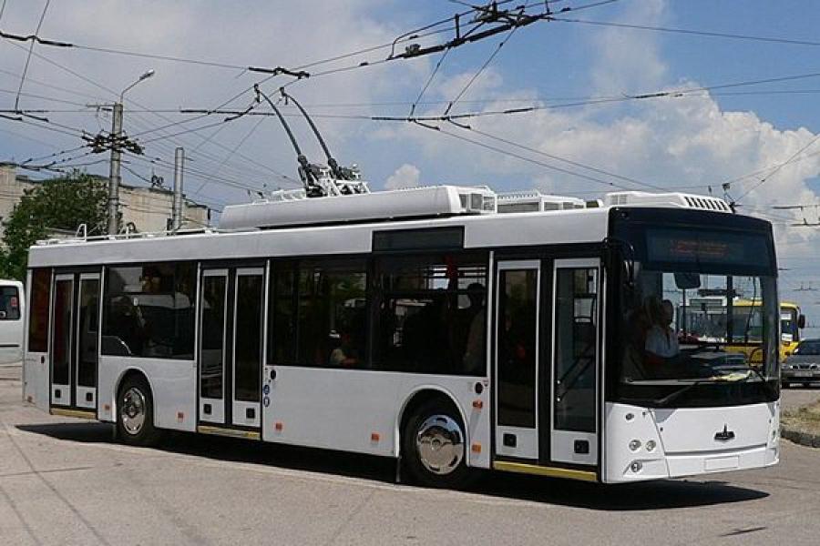 Для тверского МУП «ГЭТ» закупят два низкопольных троллейбуса
