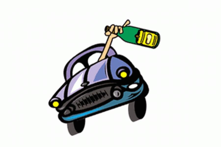 За выходные сотрудники ГИБДД остановили более 120 нетрезвых водителей