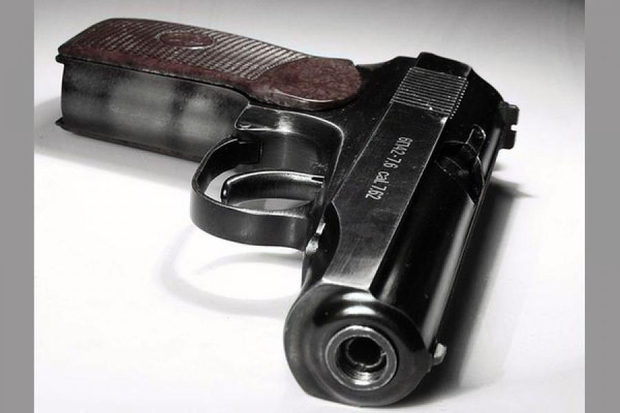 Безработный разгуливал по Твери с заряженным пистолетом