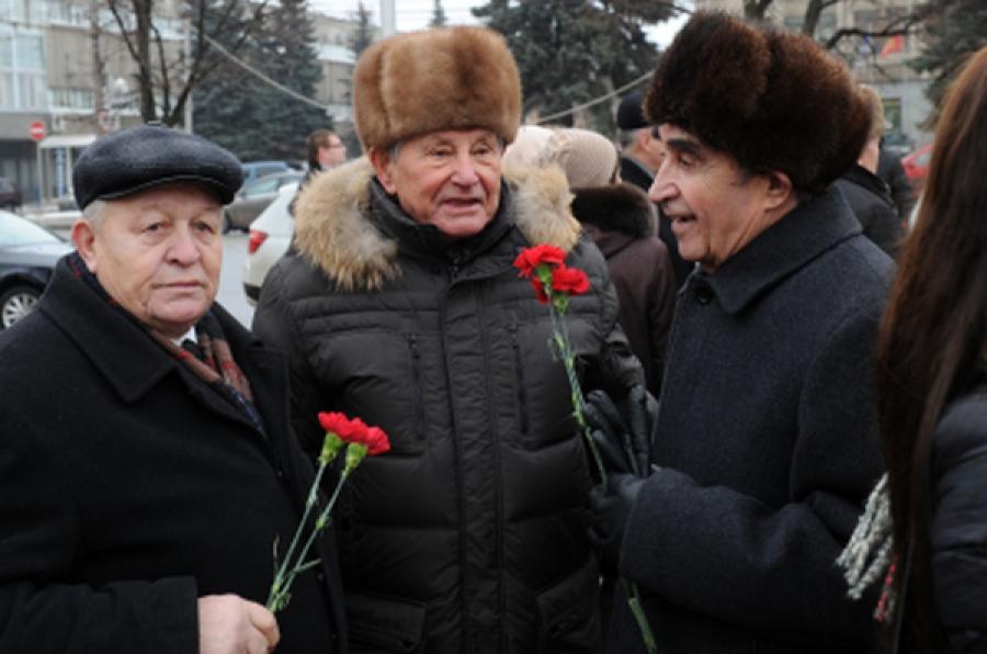 Тверь празднует годовщину освобождения от фашистов