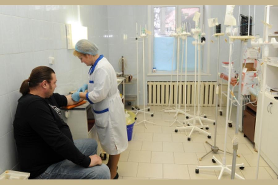 Пациенты довольны качеством лечения в дневном стационаре
