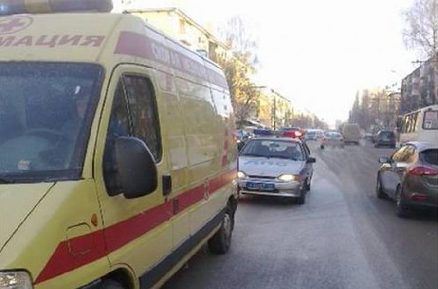Легковушка сбила двух женщин на Волоколамском проспекте