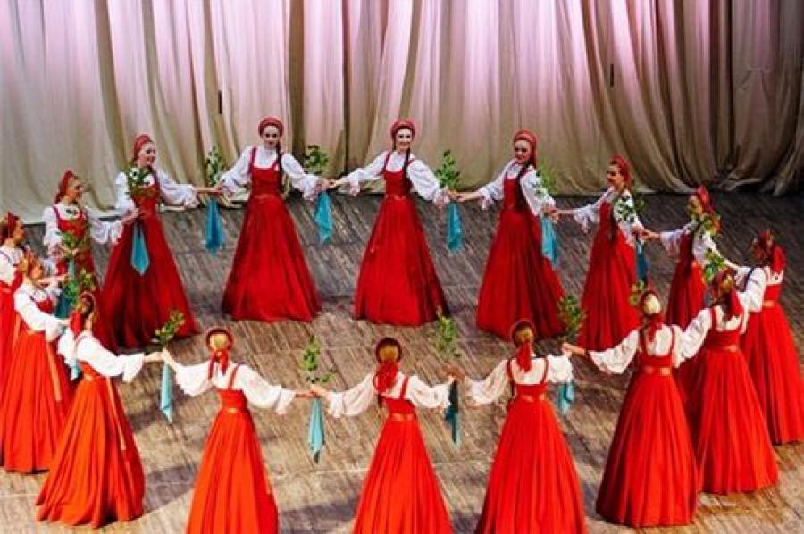 Областной конкурс русского народного танца пройдет в ДК «Пролетарка»