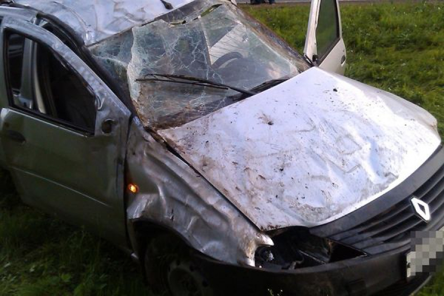 Нетрезвый водитель устроил ДТП, в котором погибла его мать