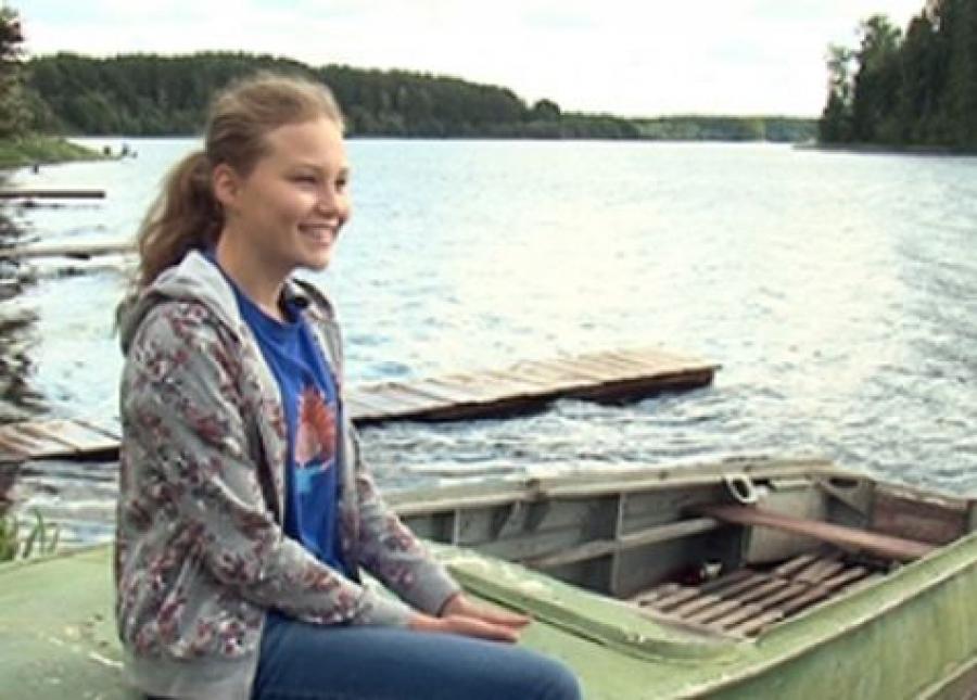 В Тверской области 13-летняя девочка спасла тонущую женщину