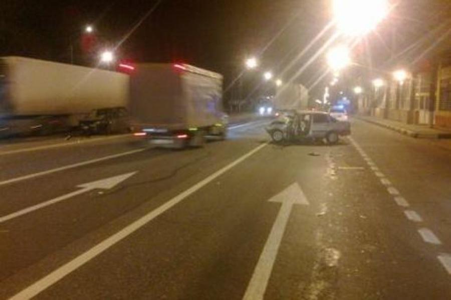 Трое полицейских пострадали в ДТП в Конаковском районе