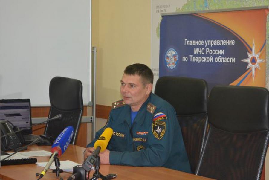 Глава регионального управления МЧС рассказал о борьбе с лесными пожарами