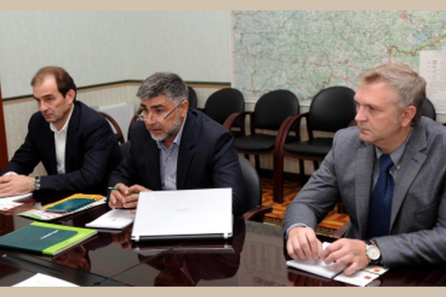 Зверохозяйство в Кимрском районе планирует выпускать металлические сетки и лестницы
