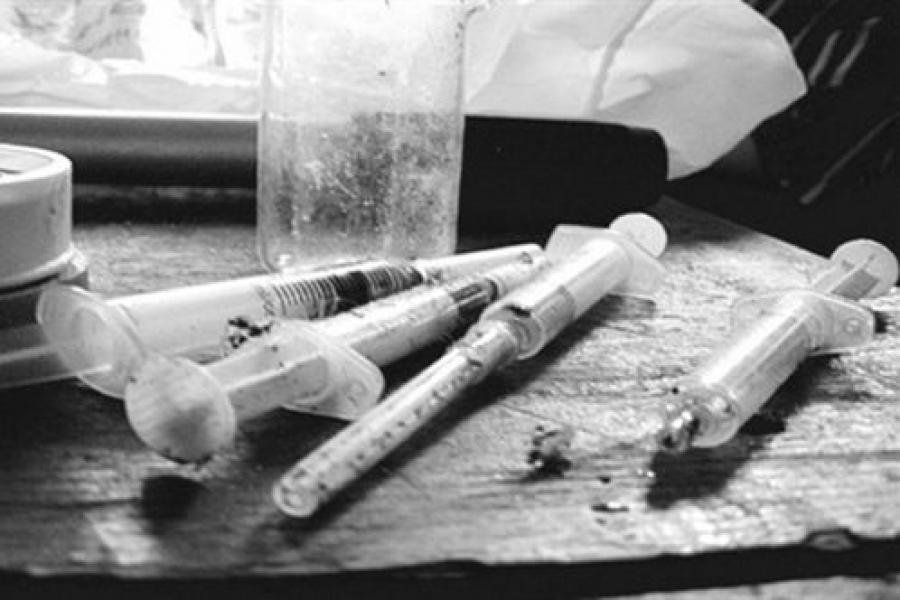 В Твери выявили наркопритон