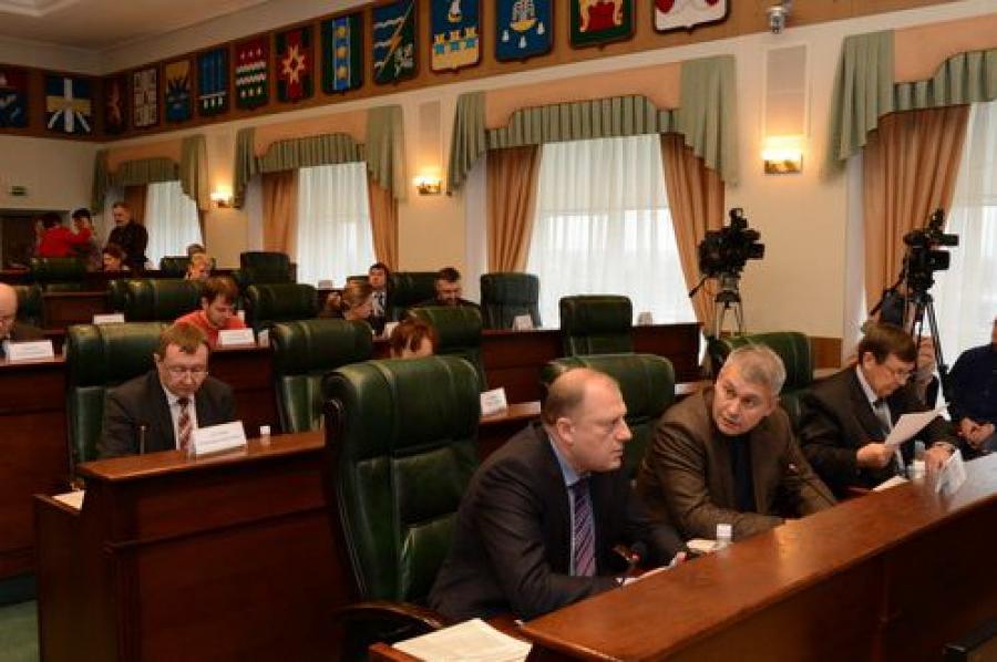 Проект областного бюджета-2014 обсудили на публичных слушаниях