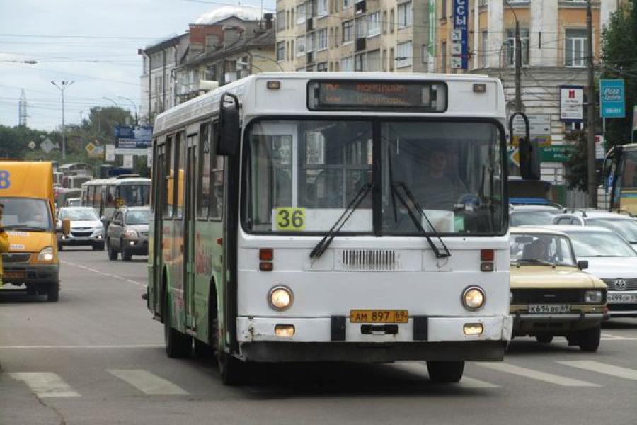 Концепцию развития пассажирского транспорта Твери все-таки разработают