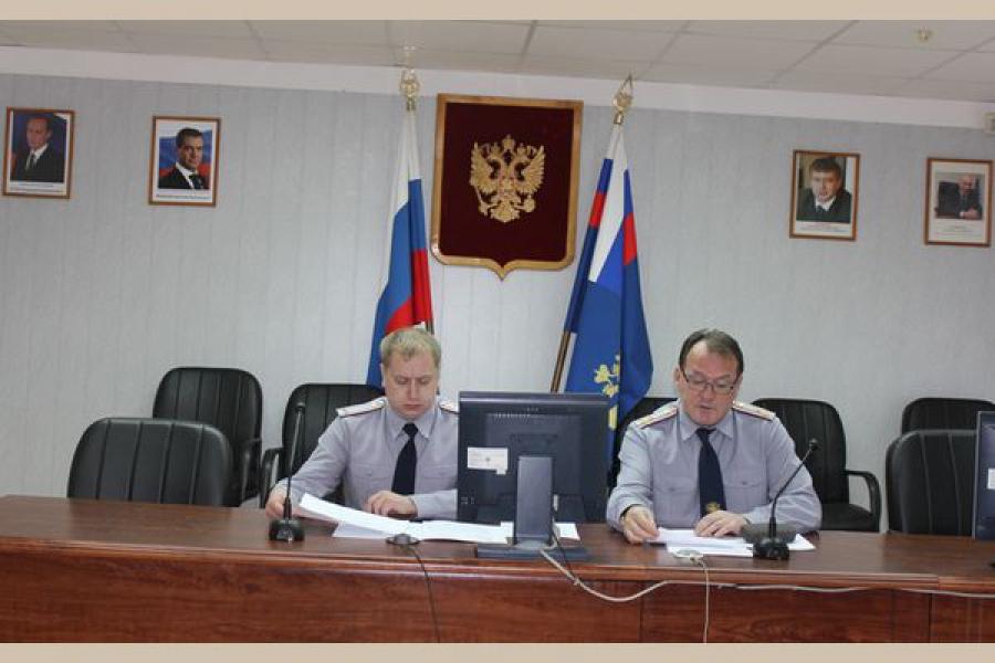 Деятельность исправительных учреждений региона проверит комиссия из ФСИН России