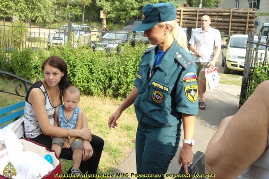 Тверь приняла еще 31 вынужденного переселенца из Украины