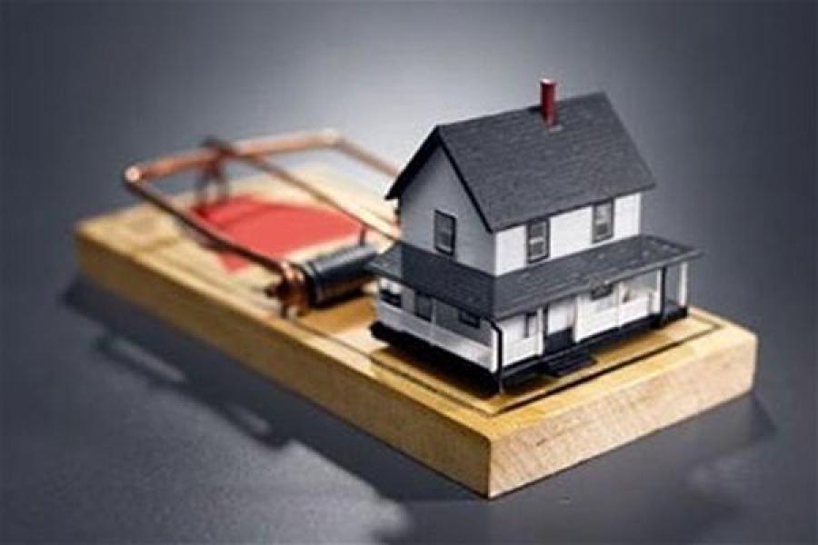 В Твери московская фирма продавала квартиры в доме, который никто не строил