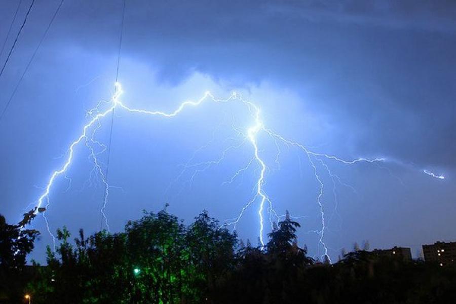 На юго-востоке Тверской области объявлено штормовое предупреждение