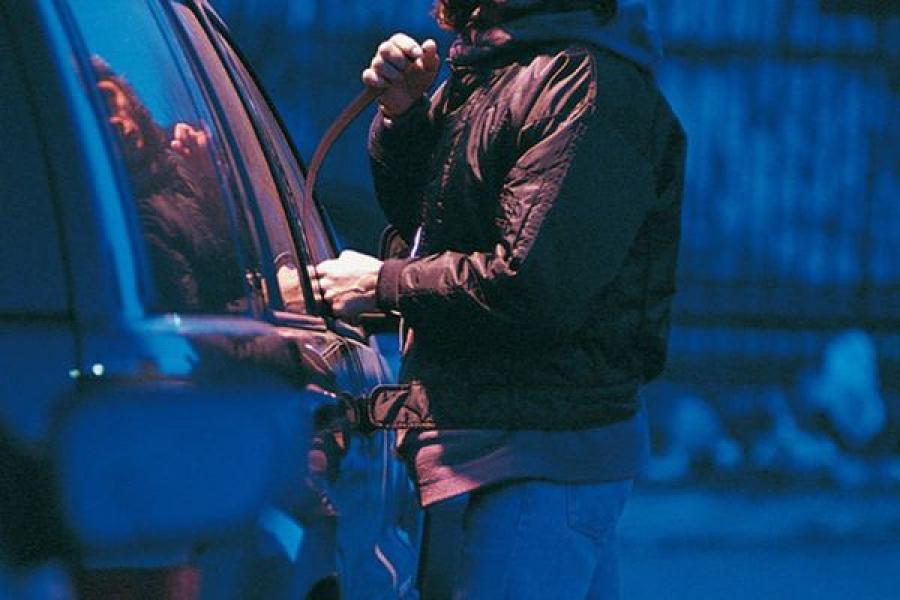 Автоугонщика поймали на трассе М-10 «Россия»