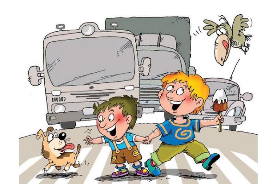 Опасное время: ГИБДД регистрирует рост числа ДТП с участием детей