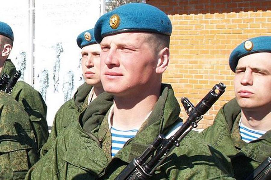 Военную службу по контракту будут пропагандировать среди тверской молодежи