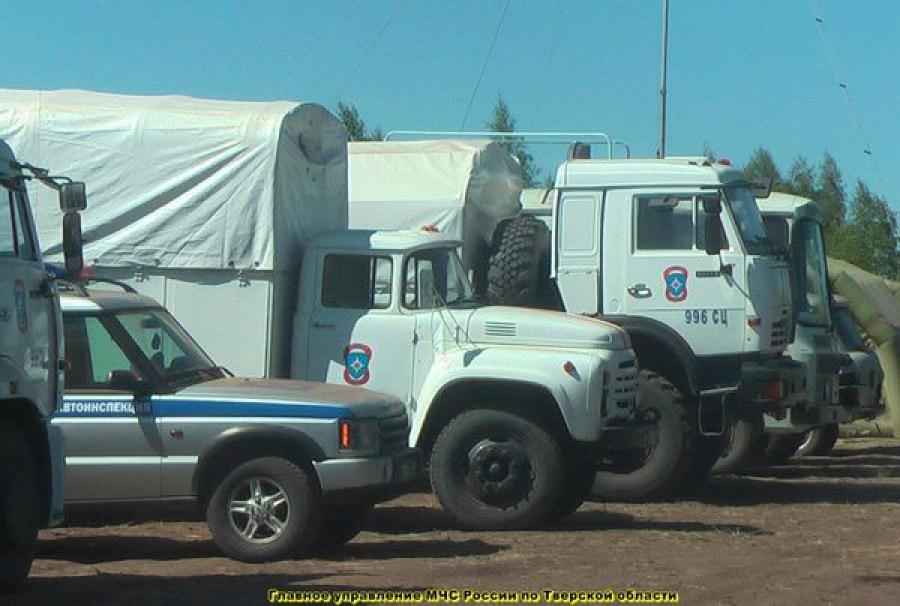 Режим ЧС продолжает действовать в Калининском районе