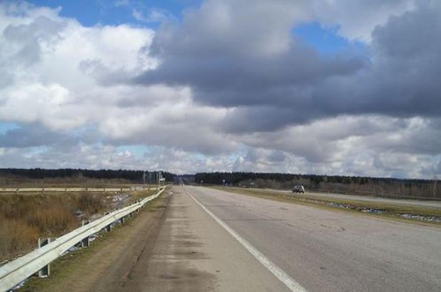 Трассу М-9 в Тверской области приведут в порядок к ноябрю 2014 года